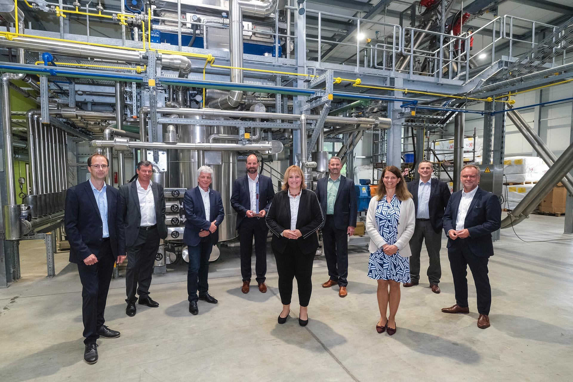 CAPHENIA produziert E-Fuels in Niedersachsen