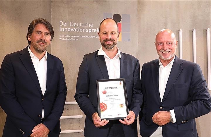 CAPHENIA - Finalist des Deutschen Innovationspreises 2021